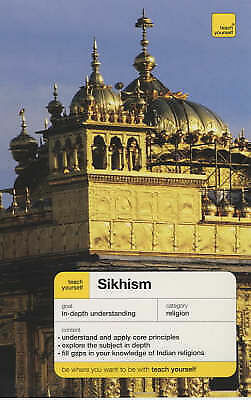 """""""VERY GOOD"""" Cole, Owen, Teach Yourself Sikhism New Edition (TYRL), Book"""