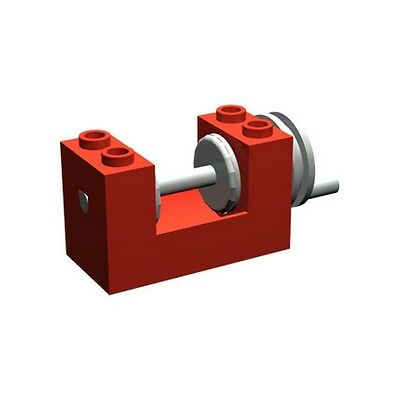 Winch 2 X 2 with Drum PICK YOUR COLOR !! String Reel LEGO