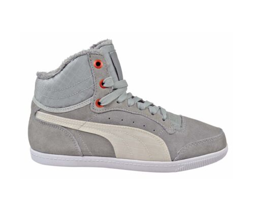 Puma Glyde Court Fur Wn/'s gray gefüttert Winter Schuhe//Sneaker 355461 02