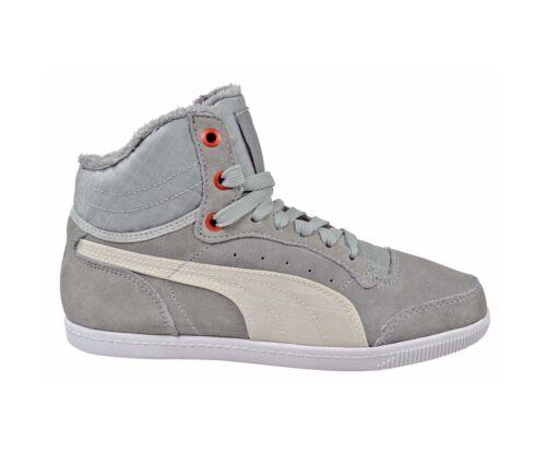 Wn's 355461 Puma Fur 02 Glyde Court Schuhe Gefüttert Winter sneaker Gray wwpnS647tq