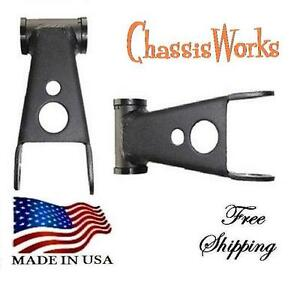 """C1500 REAR LOWERING DROP KIT 1/"""" OR 2/"""" DROP SHACKLES SHACKLE 4WD FORD DODGE H USA"""