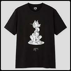 02 // Black New From Japan Hajime Sorayama UNIQLO×NEO MIYAGE