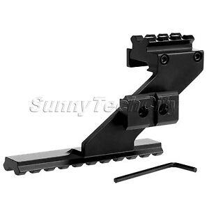 Tactical-Side-Mount-Picatinny-Weaver-Rail-Mount-for-Pistol-Sight-Scope-Laser-Gun