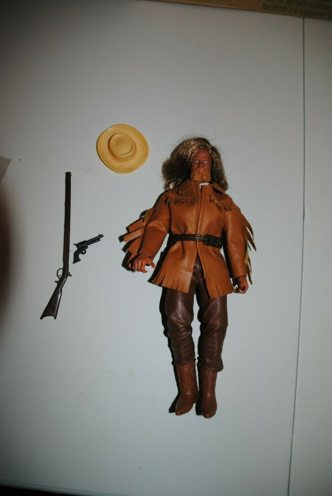 BIG JIM MATTEL  KARL MAY   OLD SHUREHAND     VERY NICE FIGURE  nous fournissons le meilleur
