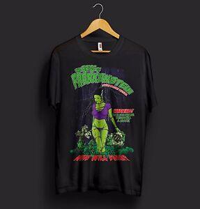 The-Bride-of-Frankenstein-T-Shirt-Halloween-Horreur-Nosferatu-Vampire-Monstre