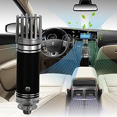 DEPURATORE DELL/'ARIA MINI 12V Ionizer auto aria fresca purificatore dell/'ossigeno ionico Ionizer