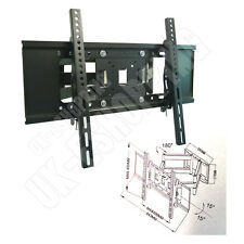 WLM.TAHA064B PLASMA LCD TV WALL MOUNT BRACKET TILT 30 to 70 FOR SAMSUNG SONY LG