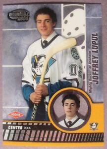 2003-04-Pacific-Invincible-Rookie-101-Joffrey-Lupul-Anaheim-Ducks-RC