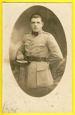 Photo P. VALCK Photographe à NANCY MILITAIRE SOLDAT 18 sur Col et TSF sur manche