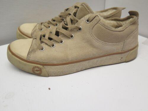Uk Ugg Converse 5 Leather 5 Sand 38 suede Euro In Beige Genuine Shoe YxCnOCU