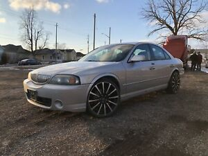 2004 Lincoln LSE, Ultimate Package