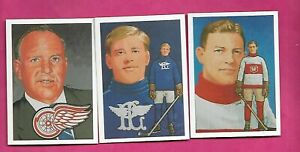 1983-HALL-OF-FAME-ROBERTS-GIBSON-NORRIS-NRMT-MT-CARD-INV-C5054