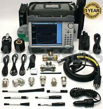 Anritsu Site Master S332e Cable Antenna Amp Spectrum Analyzer With Opt 31 Gps S332