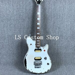 100-Handmade-Heavy-Relic-Wolfgang-EVHC-Electric-Guitar-Aged-Hardware-Accpet-OEM