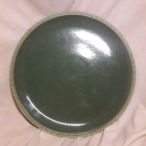 Denby-Calm-dinner-plate-measuring-10-5-inches-in-diameter-VGC