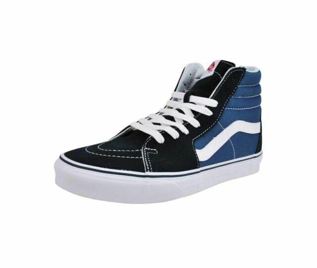 vans unisex blue casual shoes