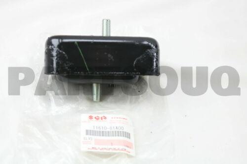 ENGINE FRONT 11610-81A00 1161081A00 Genuine Suzuki MOUNTING