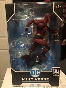 McFarlane DC Multiverse THE FLASH Zack Snyder Justice League