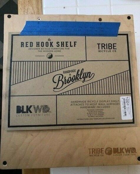 Tribe - Brooklyn Red Hook Shelf