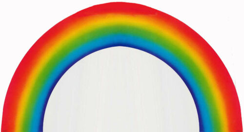 RC16 POSTER : GIANT GAY PRIDE  RAINBOW FLAG FREE SHIPPING TOP