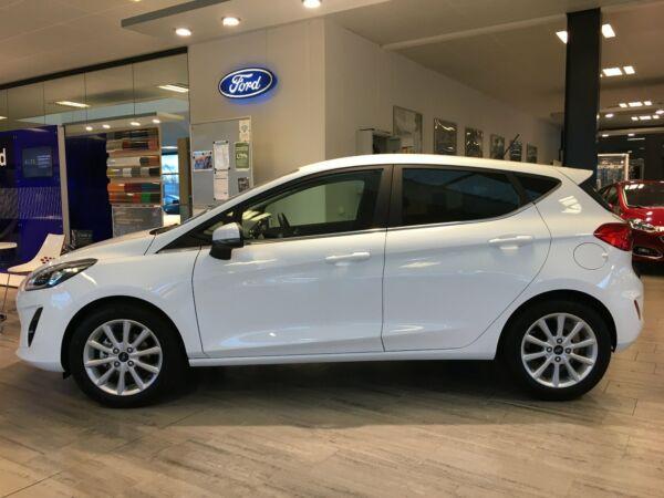 Ford Fiesta 1,5 TDCi 85 Titanium - billede 2