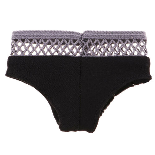 2pcs 1//6 Scale Clothing Underpants for 12inch Male Action Figures or Dolls