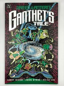 GREEN-LANTERN-GANTHET-039-S-TALE-1995-DC-Graphic-Novel-Comic-LARRY-NIVEN-JOHN-A