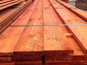 Bohle-40x200mm-5-00m-Holz-Brett-Bohle-Schalung-Dach-Carport-KVH-Schalung