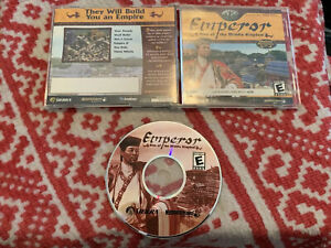 Emperor Rise Of The Middle Kingdom (PC, 2002) No Box/Manual