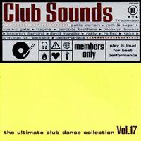 Club Sounds 17 (2001) Malaria!, Whirlpool Productions, Safri Duo, Publi.. [2 CD]