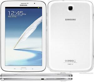 Samsung Galaxy Note GT-N5110 16GB, Wi-Fi, 8in - Marble White   eBay