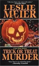 Trick or Treat Murder (Lucy Stone Mysteries, No. 3) Meier, Leslie Mass Market P