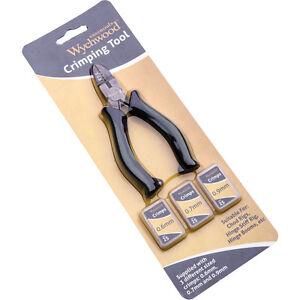 Wychwood-Crimping-Tool-Including-Crimps-or-Crimps-only-0-6-0-7-0-9mm-Pk-25