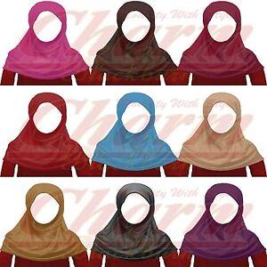 Pequeno-sueter-de-una-sola-pieza-de-oracion-musulman-Hijab-vestirlo-Jimar-Bufanda-Ninos-Childrens
