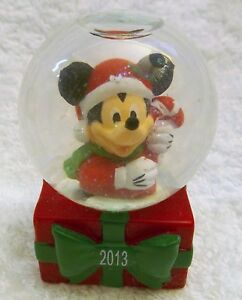 Christmas Snowglobes.Details About Jc Penney Disney Mickey Mouse Christmas Snowglobes Snow Globe Black Friday