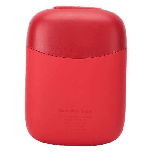 Red Envelope USB Electric Hand Warmer Heater Travel Handy Mini Pocket Warmer