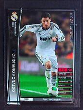 2012-13 Panini WCCF Cristiano Ronaldo card # 367 Real Madrid