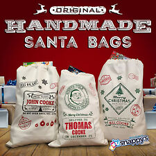 Custom Santa Sack - Personalized Christmas Sack