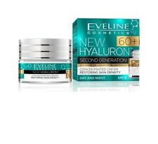 EVELINE New HYALURON  60+ Day/Night Cream Concentrate SPF8 Anti-wrinkle 50 ml
