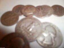 1 Silver coin dime US 10C 1918-1964