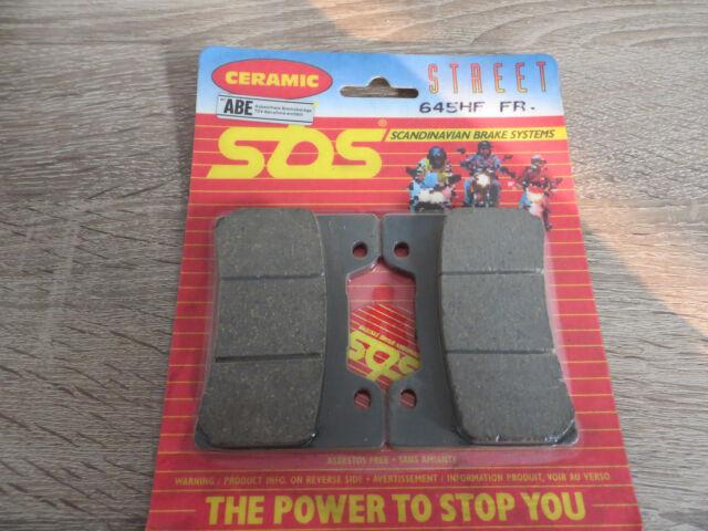 SBS 645HF Brake Pad