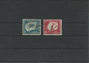 Germany-GDR-vintage-yearset-1951-Mi-280-281-Postmarked-Used-More-Sh-Shop-3
