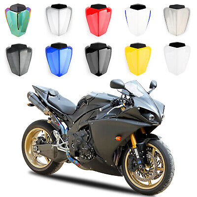Rear Seat Cover cowl Fit for Yamaha R1 2002-2003 Fairing Black UA
