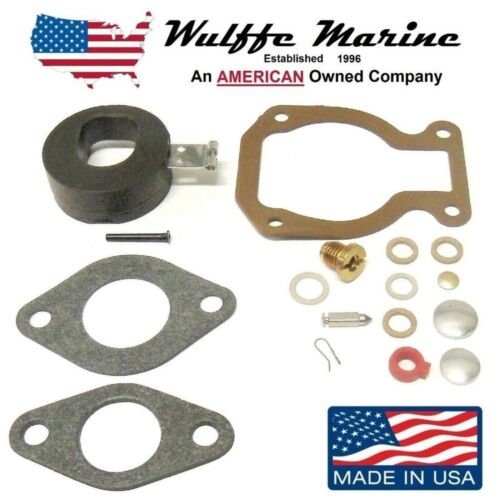 4.5 5 Carburetor Kit with Float for Johnson Evinrude 4 6 Hp 398452 18-7223
