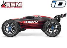 NEW RED Traxxas Brushless E-Revo 4WD TQi TSM Stability 2.4GHz RTR TRA560864 NIB