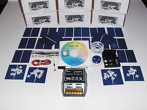 Learn To Build Your Own Solar Cells Panels Diy Kit And 10