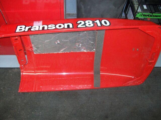 Ntd6240000a BRANSON Hood Fits 10 Series Tractors