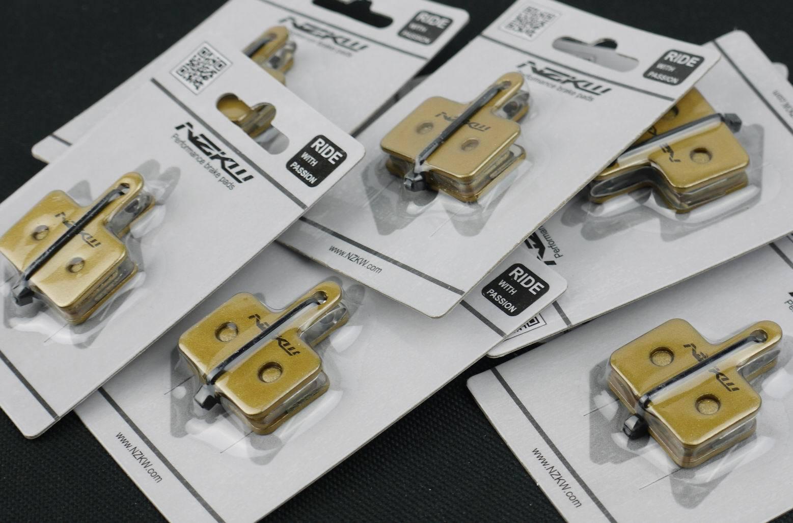 SINTERED DISC PADS SUIT SHIMANO DEORE M515 M525 M486 M485 M495 TEKTRO 10 PAIRS