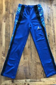 f1da61c67667 Nike Jordan Jumpman Boys Fleece Stay Cool Pants Youth Size XL Dri ...