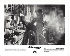 Pet Sematary Two 1992 Anthony Edwards Original Movie Photo Clancy Brown
